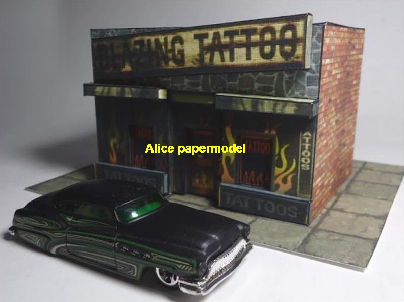 1:64 1:43 1:32 1:24 1:18 shop Hot Wheels drift underground garage parking lot area car model scene background base platform models