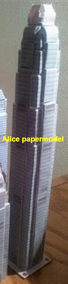 China HongKong Hong Kong IFC skyscraper street city highrise tall High building city scene big large scale size model models kit on for sale store shop