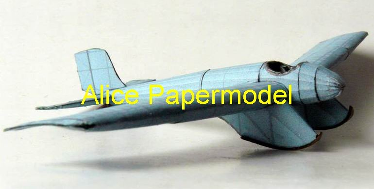 Big 1 meter FVA Single-engine figher vintage aircraft biplane models