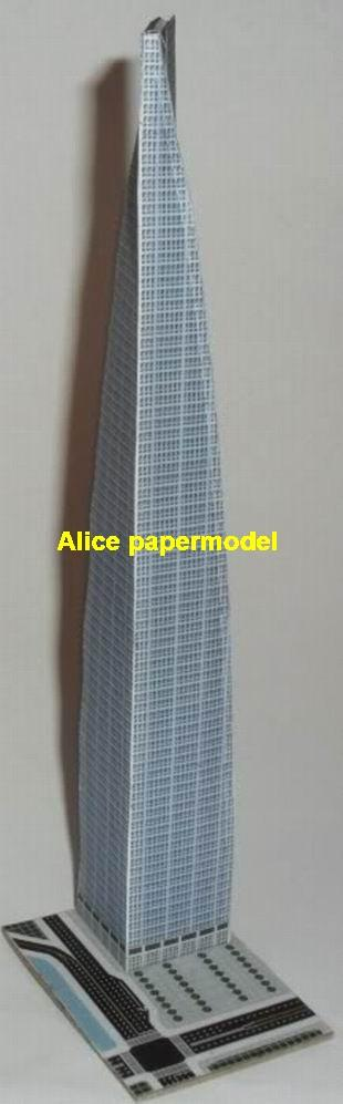 USA US waldorf astoria tower luxury hotel skyscraper street city highrise tall High building city scene big large scale size model models kit on for sale store shop