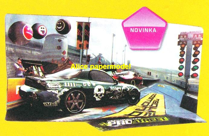 Need for speed racing drift underground garage parking lot area car model scene background base platform models