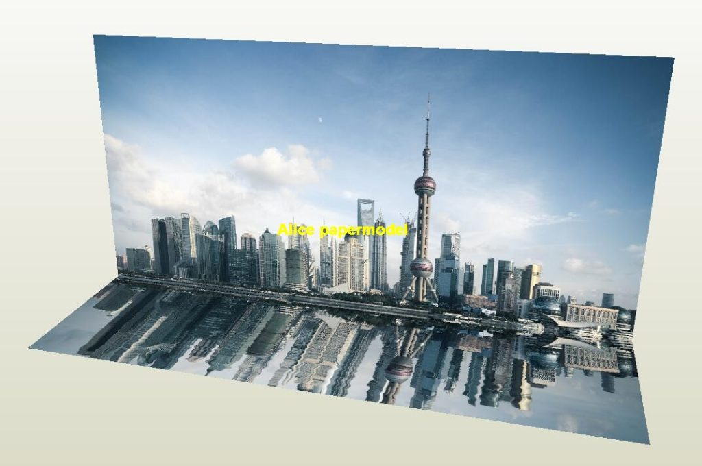 China shanghai lujiazui City street building skyscraper parking garage warehouse scene palace parking garage lot area car model scene background base models