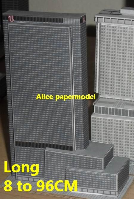 US USA New York City the Seventh Avenue 1 One Penn Plaza skyscraper street city highrise tall High building city scene big large scale size model models kit on for sale store shop