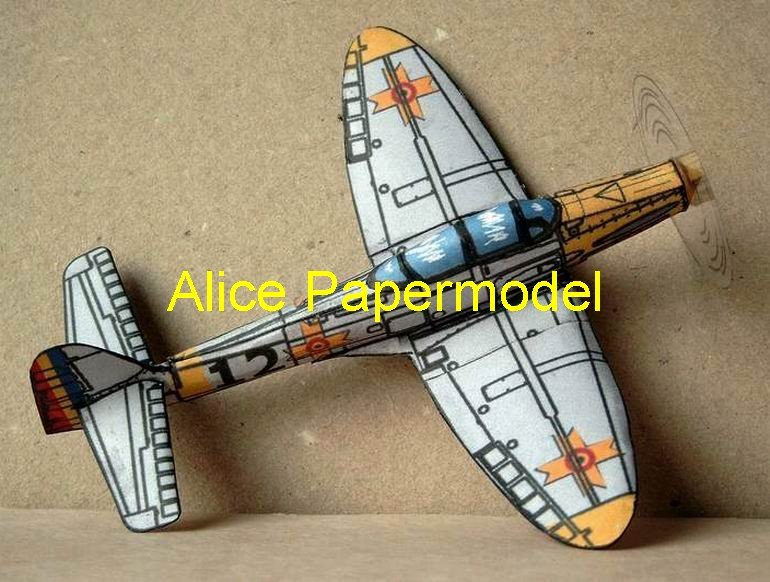 WWII Spain Heinkel He-70 He 70 figher aircraft biplane models