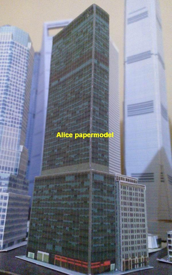 USA US New York tower skyscraper street city highrise tall High building city scene big large scale size model models kit on for sale store shop