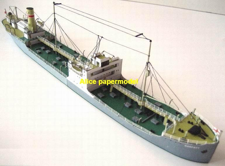 1:250 1:180 1:120 1:87 1:72 1:64 1:43 cargo Container freighter Coast Guard ship Fishery Protection Vessel bulk Ocean-going oil tanker Ferry tugboat papercraft model models