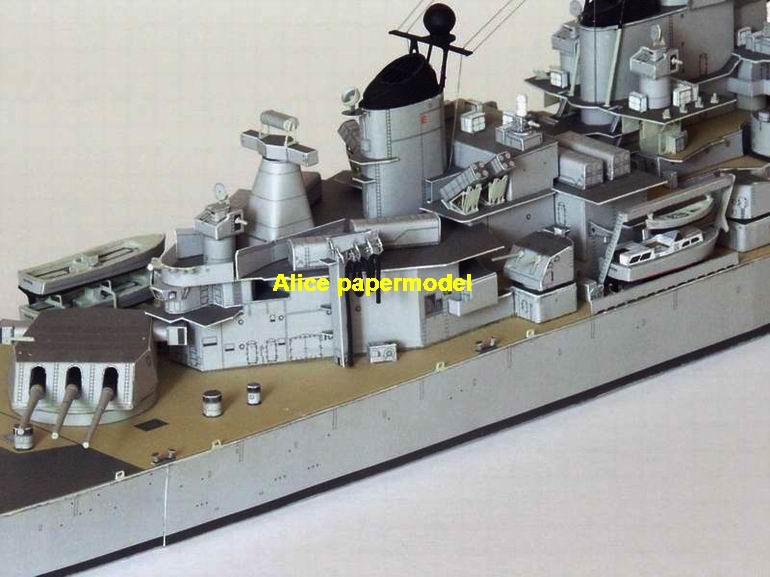 1:400 1:280 1:200 1:144 1:100 US NAVY USS Iowa class BB61 battleship  Cruiser landing craft aircraft carrier large scale size super big long  submarine
