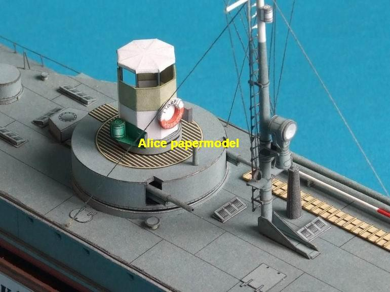 1:100 1:72 1:48 1:35 1:25 1:18 scale WWI old NAVY US Gunship gunboat destoryer battleship Cruiser landing aircraft carrier large scale size super big long submarine Modern Guided missile frigate military warship ship paper models