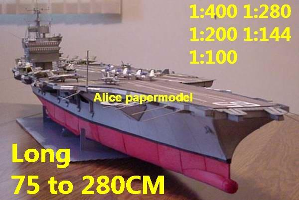 1:400 1:300 1:200 1:144 1:100 US nuclear CV65 CV-65 USS enterprise aircraft carrier landing ship craft large scale size super big long submarine battleship Modern Guided missile frigate destoryer passenger liner Ship Ferry tugboat military warship ship paper model models