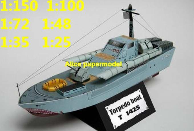 Torpedo boat gunboat gunship ironclad frigate missile submarine destoryer large scale size super big long battleship aircraft carrier military warship ship papercraft model models