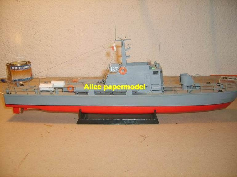 1:100 1:72 1:48 1:35 1:25 1:18 Torpedo boat gunboat gunship ironclad frigate missile submarine destoryer large scale size super big long battleship aircraft carrier military warship ship papercraft model models