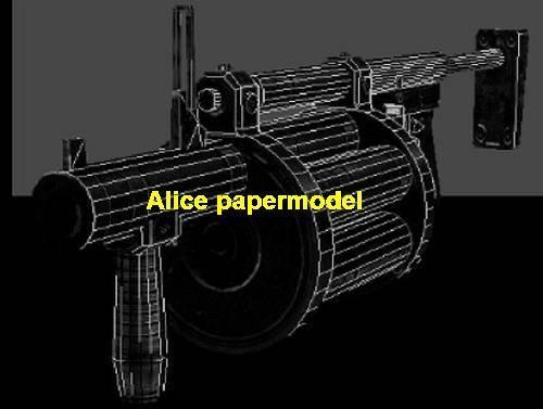 combat shotgun rifle machine gun pistol weapon model models