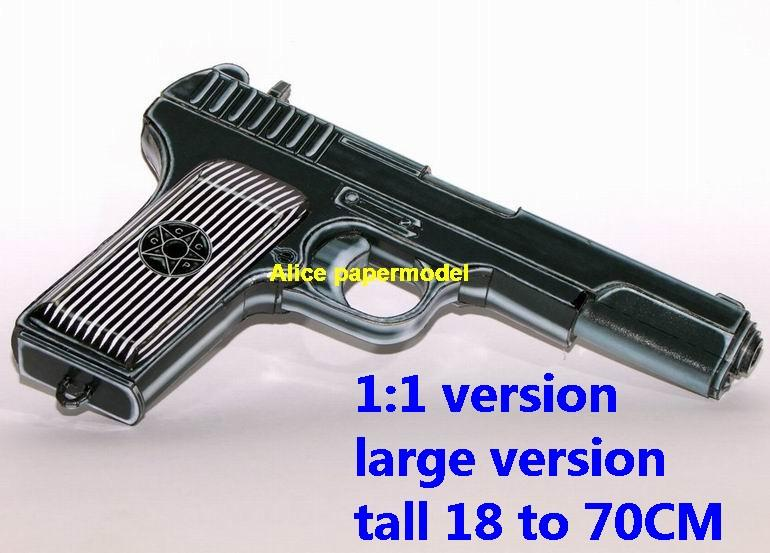Russia Tokarev TT-33 TT33 pistol Revolver handgun toygun weapon gun model models for sale