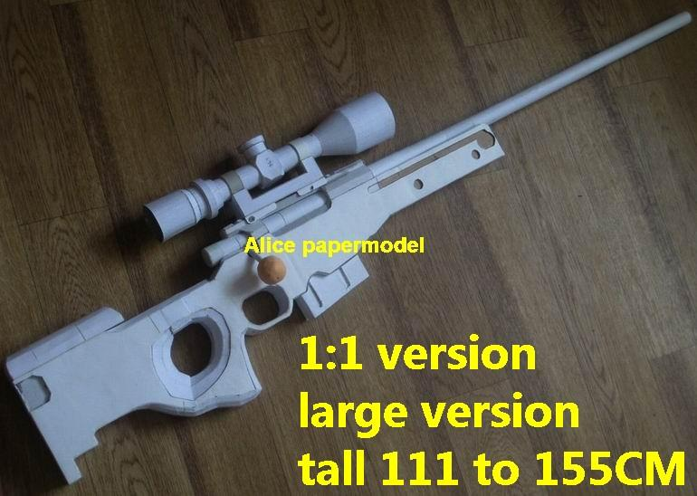 L96 sniper rifle toygun machine gun assault rifles model models for sale