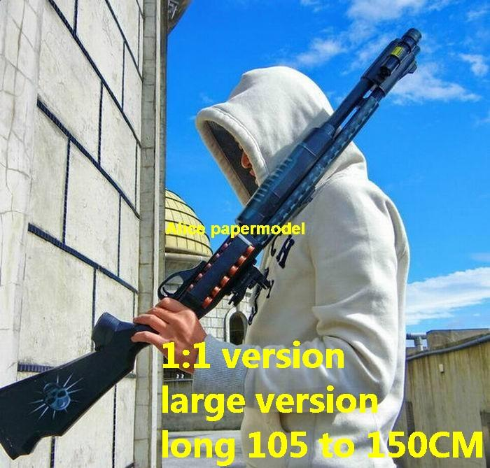 US Remington M870 M-870 pump-action shotgun pistol sniper rifle carbine revolver machine rocket Launcher toy gun weapon model models for sale