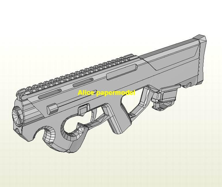 Magpul PDR Submachine gun Sniper Assault Rifle Pistol Shotgun toygun weapon models