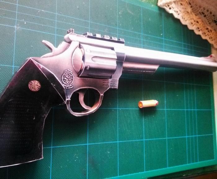 US Smith Wesson SW M29 M-29 Magnum revolver sniper rifle pistol machine shotgun rocket Launcher toy gun weapon model models