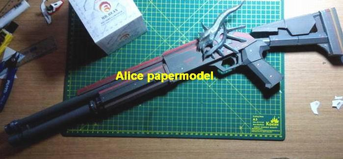 CSOL shotgun pistol sniper rifle carbine revolver machine rocket Launcher toy gun weapon models model on sale