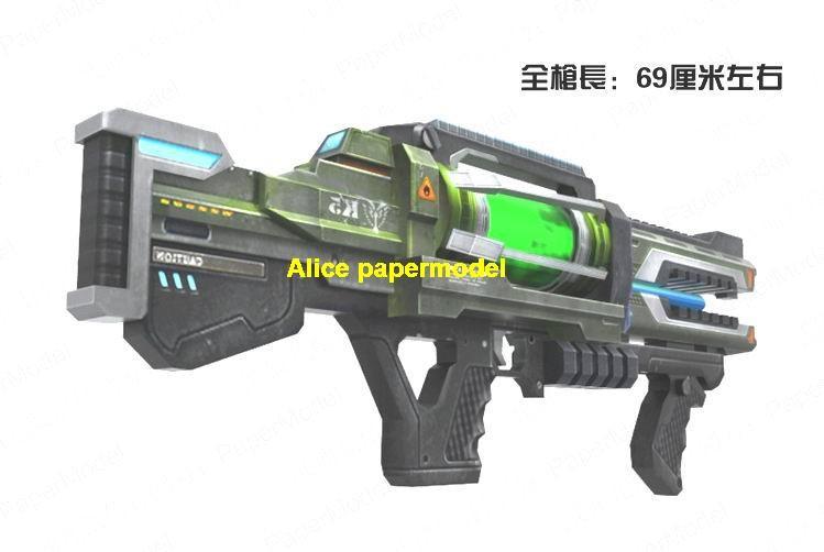 CSOL Dawn laser canon pistol sniper rifle carbine revolver machine   shotgun rocket Launcher SCFI toy gun weapon model models for sale