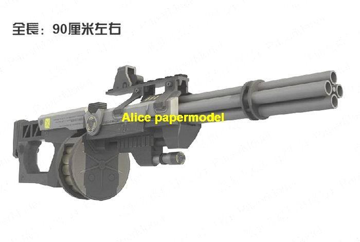 Hurricane hammer AA-12 AA12 shotgun sniper rifle pistol revolver machine  rocket Launcher toy gun weapon ...