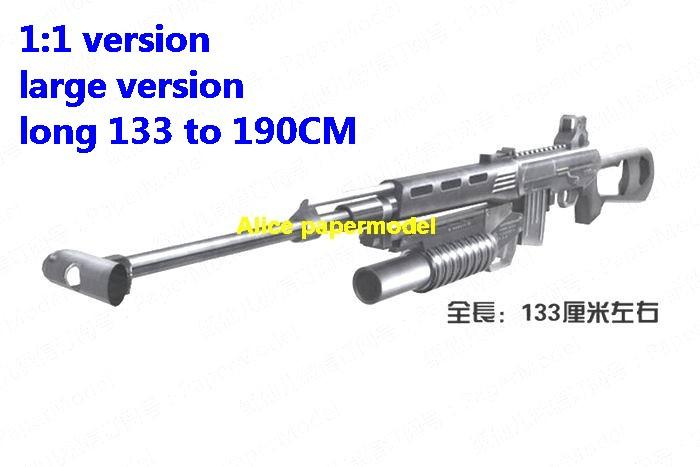 CSOL fury hero pistol sniper rifle carbine revolver machine shotgun toy gun weapon model models on sale