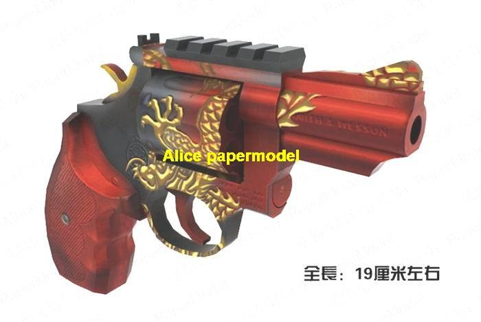 CSOL M66 revolver pistol sniper rifle carbine machine shotgun rocket Launcher toy gun weapon models model for sale