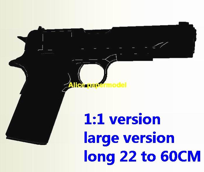 US M1911 pistol handgun toygun weapon gun models model on sale