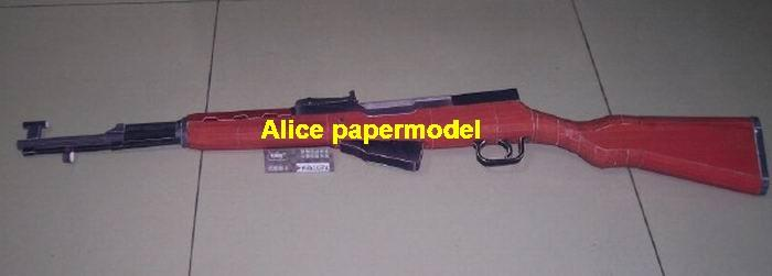 WWII carbine gun sniper rifle pistol revolver machine shotgun rocket Launcher toy weapon models model for sale