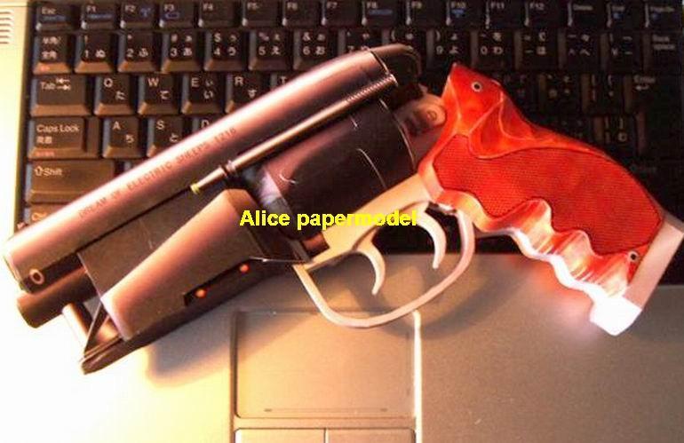 Blaster BladeRunner pistol handgun machine Assault Rifle gun SCFI weapon toygun models model