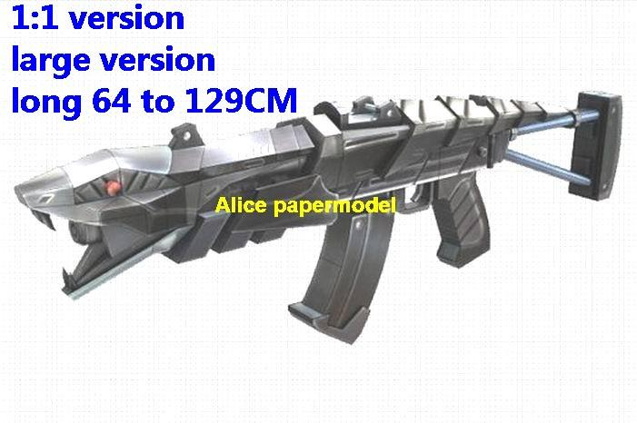 CSOL black snake AKS-74U aks74 ak47 pistol sniper rifle carbine revolver machine shotgun rocket Launcher toy gun weapon models model for sale store