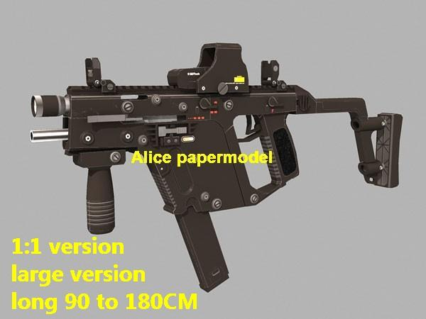 KRISS Super V rifle sub machine gun pistol weapon model models for sale