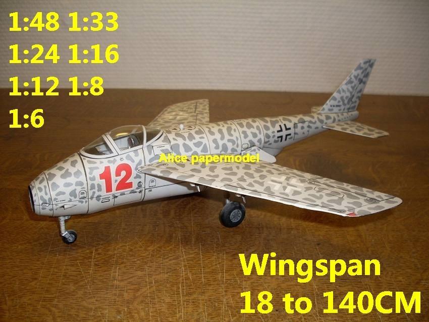 1:48 1:33 1:24 1:16 1:12 1:8 1:6 1:4 WWII German Germany jet fighter Me-1101 Me1101 aircraft biplane big large scale size plane flight model models soldier pilot scene for sale shop store