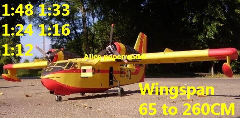 1:48 1:33 1:24 1:18 1:16 1:12 Canada Canadair CL 215 firefighting flying  boat amphibious airliner fighter bomber military transport aircraft biplane