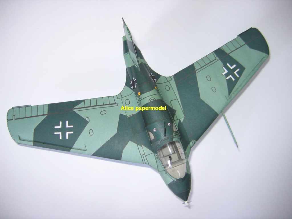 WWII German Germany jet fighter me-163 me163 me262 me-262 aircraft biplane big large scale size plane flight model models soldier pilot scene for sale shop store