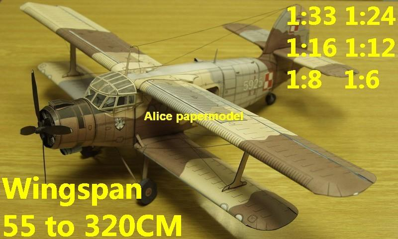 1:48 1:33 1:24 1:16 1:12 1:8 1:6 WWII Russia Soviet Union fighter Antonov An-2 An2 bomber Transport aircraft biplane big large scale size plane flight model models soldier pilot scene on sale shop store