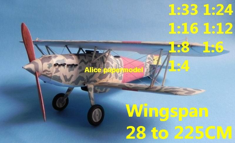 1:48 1:33 1:24 1:16 1:12 1:8 1:6 1:4 WWII Spain fighter Hawker Spanish Fury bomber aircraft biplane big large scale size plane flight model models soldier pilot scene for sale shop store