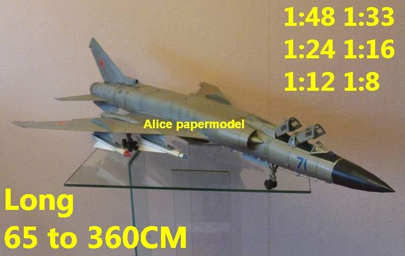 1:72 1:48 1:33 1:24 1:18 1:16 1:12 1:8 1:6 Russia Tu128 Tu-128 Fiddler jet fighter bomber helicopter military transport aircraft biplane big large scale size plane flight model models soldier pilot scene for sale shop store