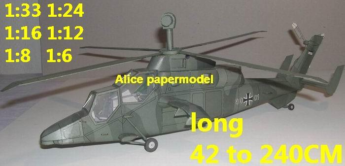 1:48 1:33 1:24 1:18 1:16 1:12 1:8 1:6 German Germany Eurocopter PAH PAH-2 HAC Tiger helicopter gunship fighter bomber military transport aircraft biplane big large scale size plane flight model models soldier pilot scene for sale shop store