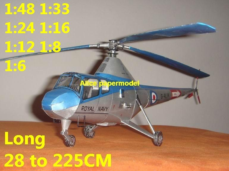 1:48 1:33 1:24 1:18 1:16 1:12 1:8 1:6 British UK Westland Widgeon helicopter gunship fighter bomber military transport aircraft biplane big large scale size plane flight model models soldier pilot scene for sale shop store