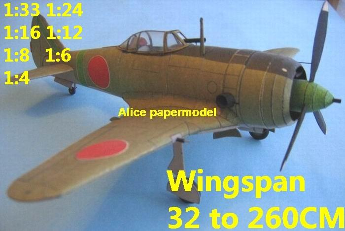 1:48 1:33 1:24 1:16 1:12 1:8 1:6 WWII Japan Japanese fighter Nakajima Kl-44 Kl44 SHOKI bomber aircraft biplane big large scale size plane flight model models soldier pilot scene for sale shop store