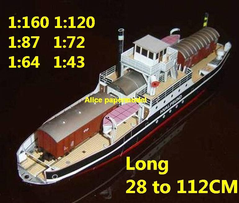train ferry bulk ferries freighter vessel big large scale size ship sailing boat models model passenger liner cruise cargo container tanker cruiser Ferry tugboat Sailboat papercraft Military army Soldiers Barbie doll model scene paper on for sale shop store