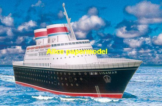 Q cute luxury yacht Costa NCL MSC Royal caribbean Princess passenger liner cruise big large scale size ship sailing boat model models cargo container tanker bulk freighter cruiser tugboat Ferry Sailboat papercraft Military army Soldiers Barbie doll model scene paper on for sale shop store