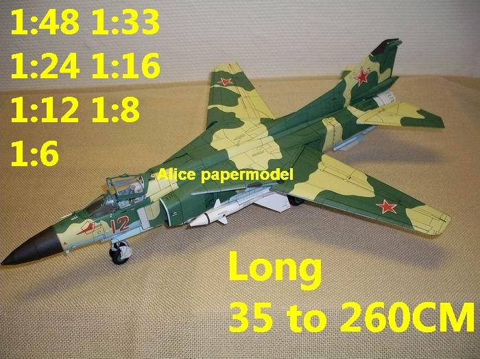 1:48 1:33 1:24 1:18 1:16 1:12 1:8 1:6 Mikoyan-Gurevich MiG-23 MiG23 Flogger interceptor jet fighter helicopter bomber military transport aircraft biplane big large scale size plane flight model models soldier pilot scene on sale shop store