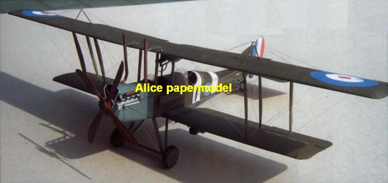 1:48 1:33 1:24 1:18 1:16 1:12 1:8 1:6 World War I WWI British UK Royal Aircraft Factory RAF Bleriot Experimental BE2e B.E.2 BE2 biplane jet fighter helicopter bomber military transport aircraft big large scale size plane flight model models soldier pilot scene for sale store shop