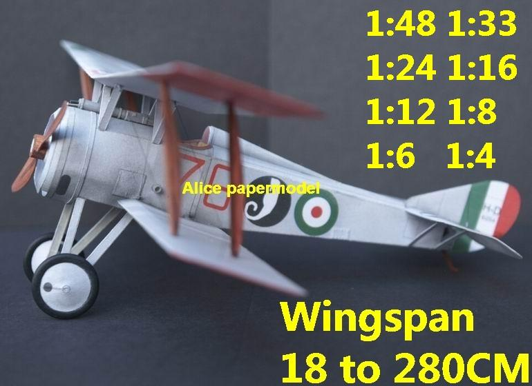 1:48 1:33 1:24 1:18 1:16 1:12 1:8 1:6 1:4 World War I WWI France French Hanriot HD1 HD-1 biplane jet fighter helicopter bomber military transport aircraft big large scale size plane flight model models soldier pilot scene on sale store shop