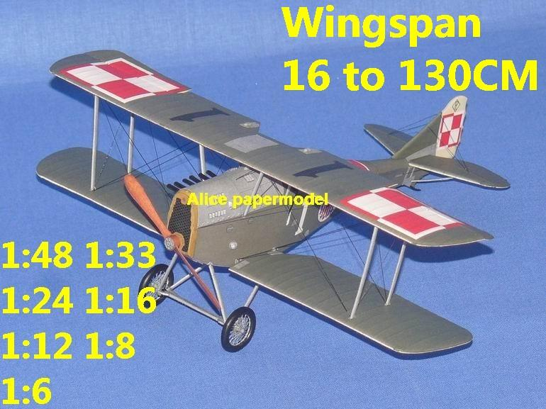 1:48 1:33 1:24 1:18 1:16 1:12 1:8 1:6 1:4 World War I WWI Italy Balilla A1 A.1 Ansaldo vintage biplane jet fighter helicopter bomber military transport aircraft big large scale size plane flight model models soldier pilot scene for sale store shop
