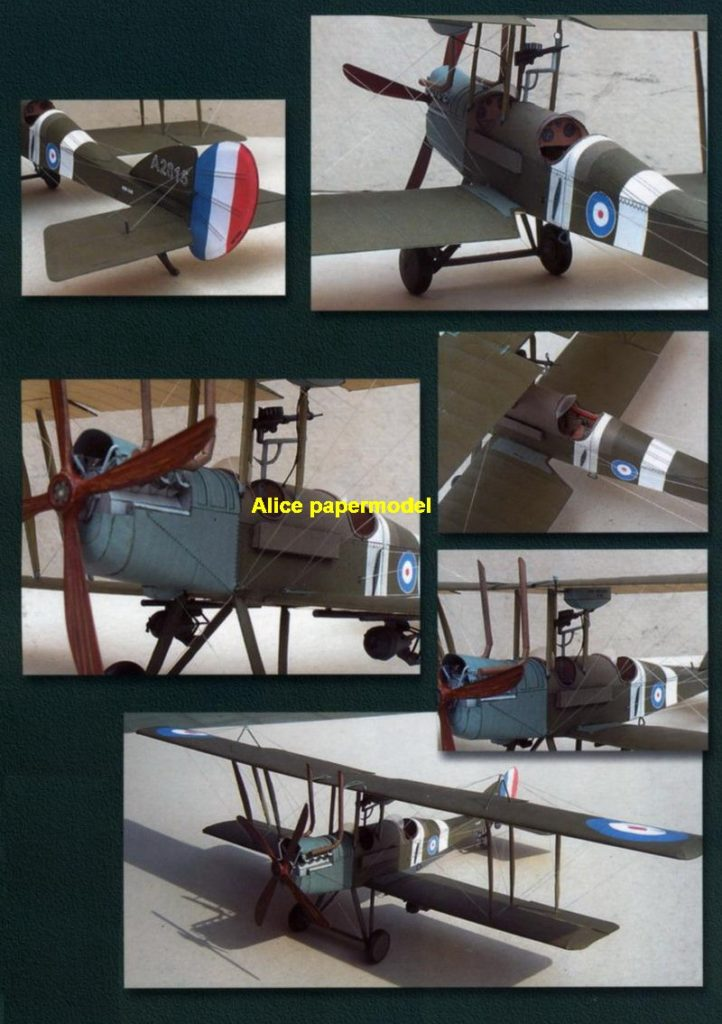 1:48 1:33 1:24 1:18 1:16 1:12 1:8 1:6 World War I WWI British UK Royal Aircraft Factory RAF Bleriot Experimental BE2e B.E.2 BE2 jet fighter helicopter bomber military transport aircraft biplane big large scale size plane flight model models soldier pilot scene for sale shop store