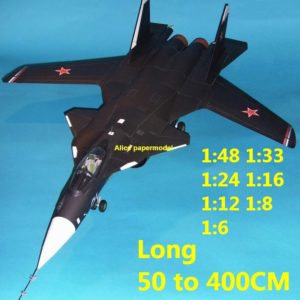 1:48 1:33 1:24 1:18 1:16 1:12 1:8 1:6 USSR Russia Sukhoi Su-47 Su47 S-37 S37 Berkut jet fighter helicopter bomber military transport aircraft biplane big large scale size plane flight model models soldier pilot scene for sale shop store