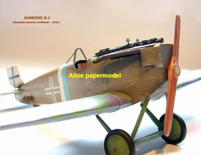 1:48 1:33 1:24 1:18 1:16 1:12 1:8 1:6 1:4 World War I WWI Imperial German Germany J-9 J9 Junkers D.I DI monoplane Red Baron The Red Baron triplane vintage biplane jet fighter helicopter bomber military transport aircraft big large scale size plane flight model models soldier pilot scene for sale shop store