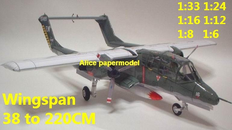 1:32 1:24 1:18 1:16 1:12 1:8 1:6 North American Rockwell OV-10 OV10 Bronco A-10 A10 ground attack jet fighter biplane helicopter bomber military transport aircraft big large scale size plane flight model models soldier pilot scene for sale store shop